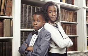 8 year old Nigerian boy comes 2nd in UK Child Genius competition